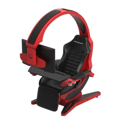 Dxracer Workstation Game Chair - Red